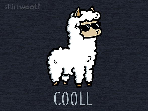 Woot!: Cooll Llama