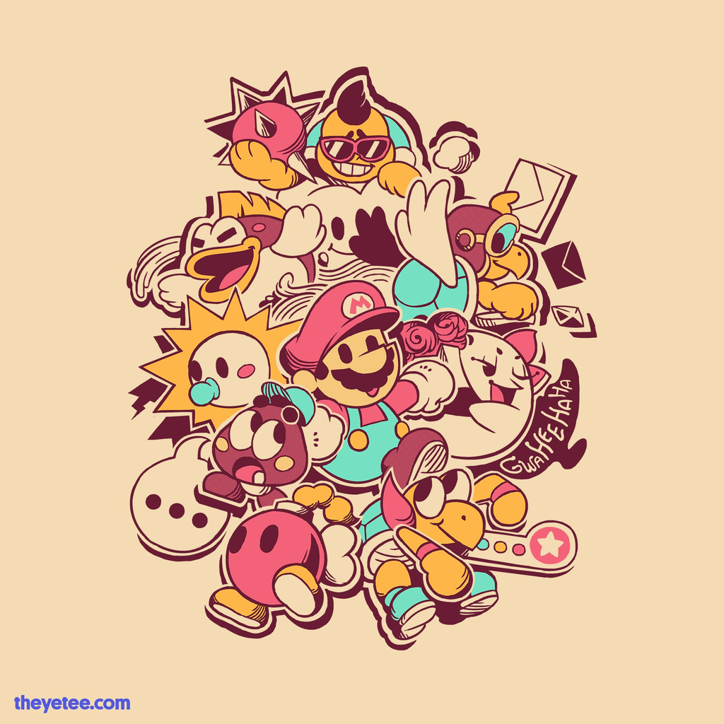 The Yetee: Paper Partners