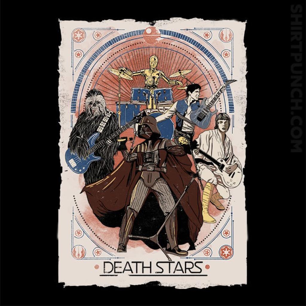 ShirtPunch: Death Stars