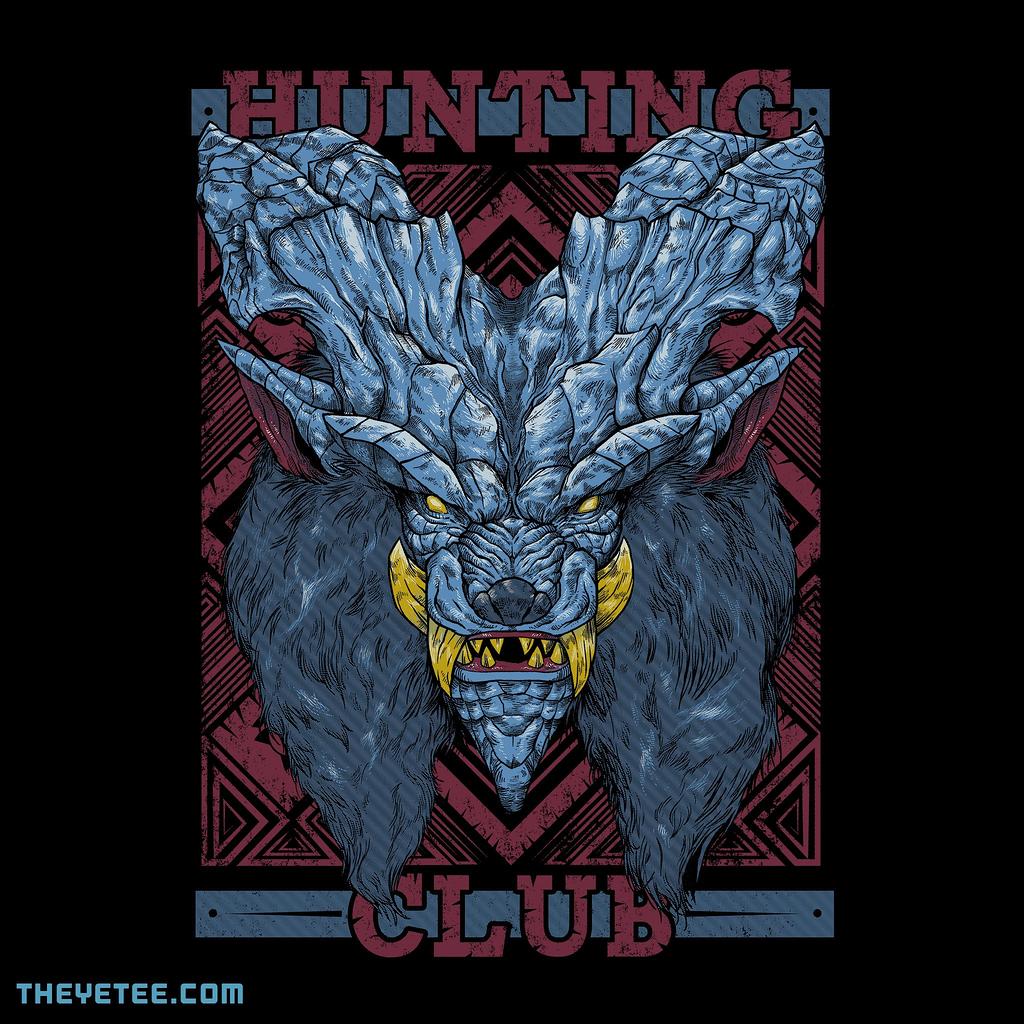 The Yetee: Hunting Club: Lunastra