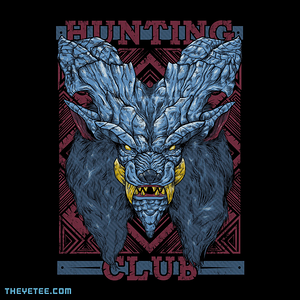 The Yetee: Hunting Club: Lunastra