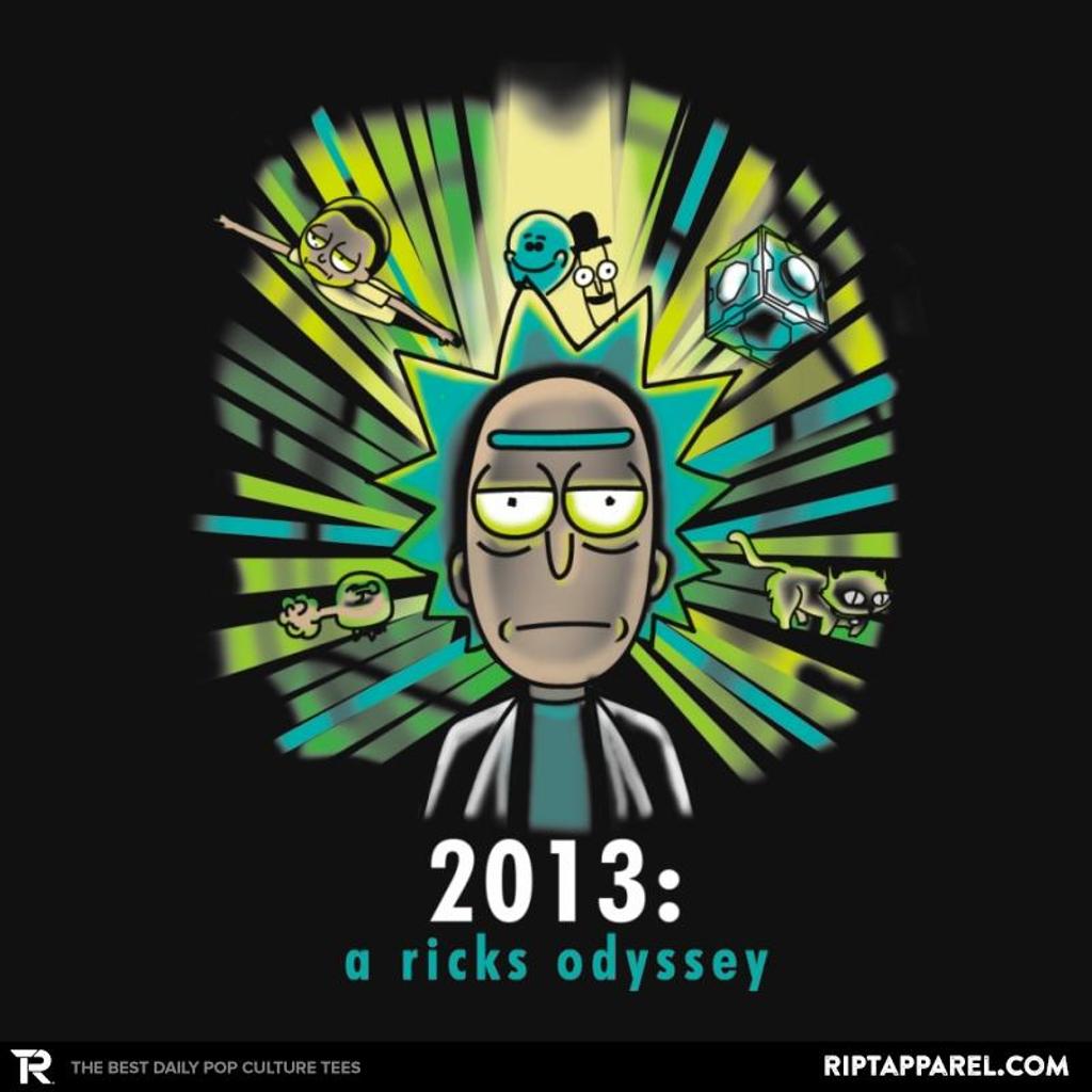 Ript: A Ricks Odyssey