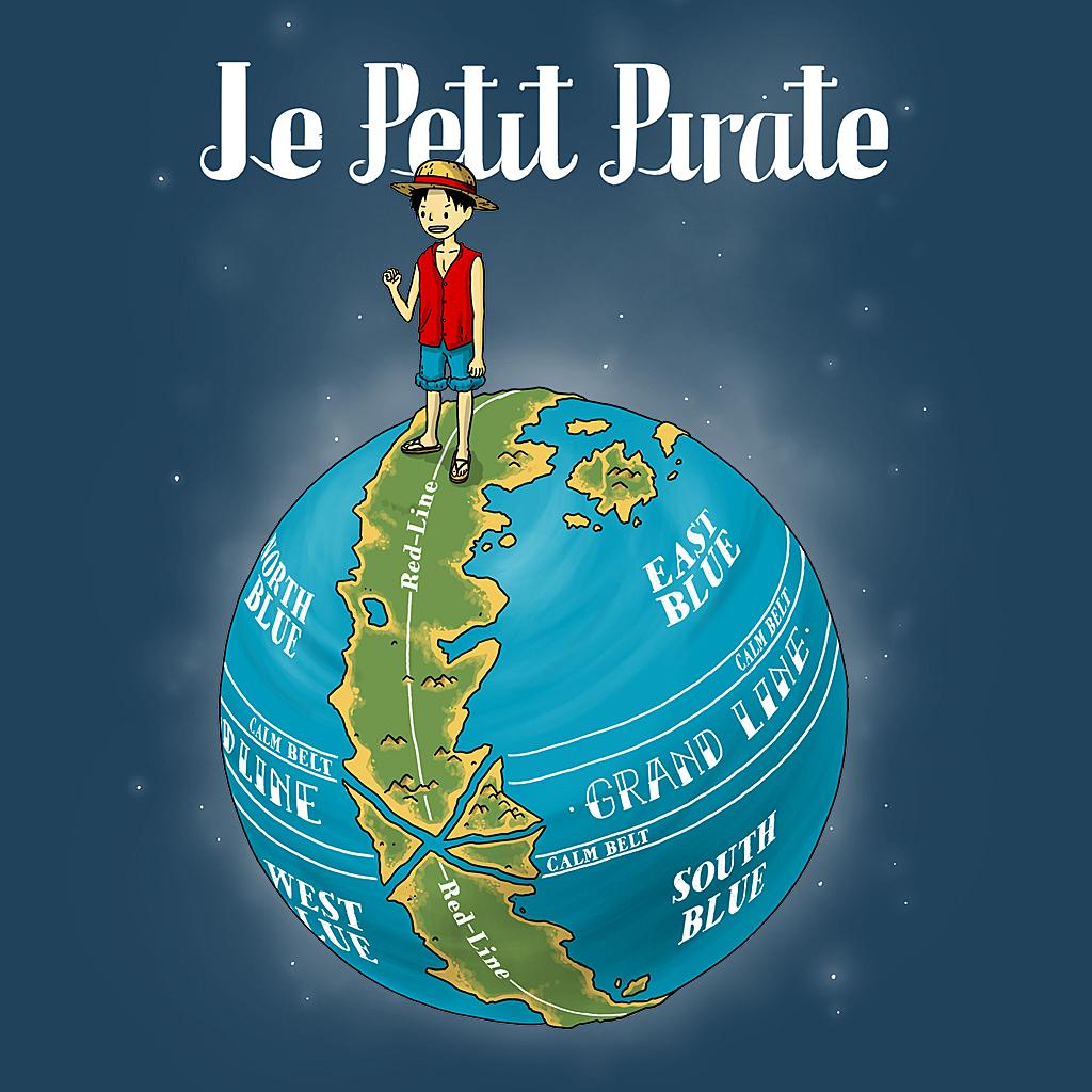 TeeTee: Le Petit Pirate