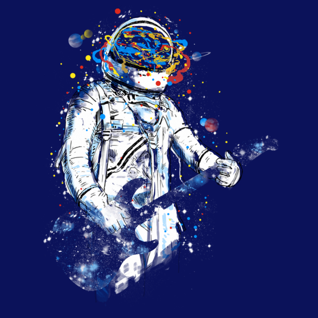 NeatoShop: space guitar