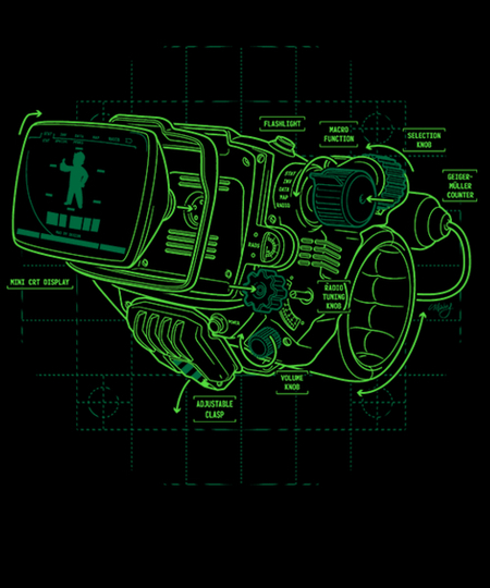 Qwertee: Blueprint Mark IV