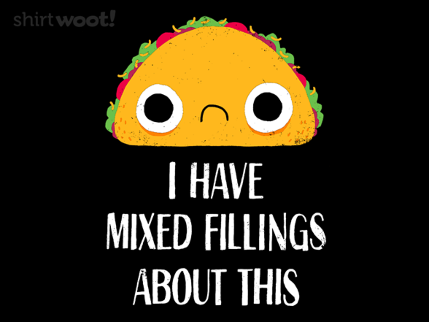 Woot!: Mixed Fillings