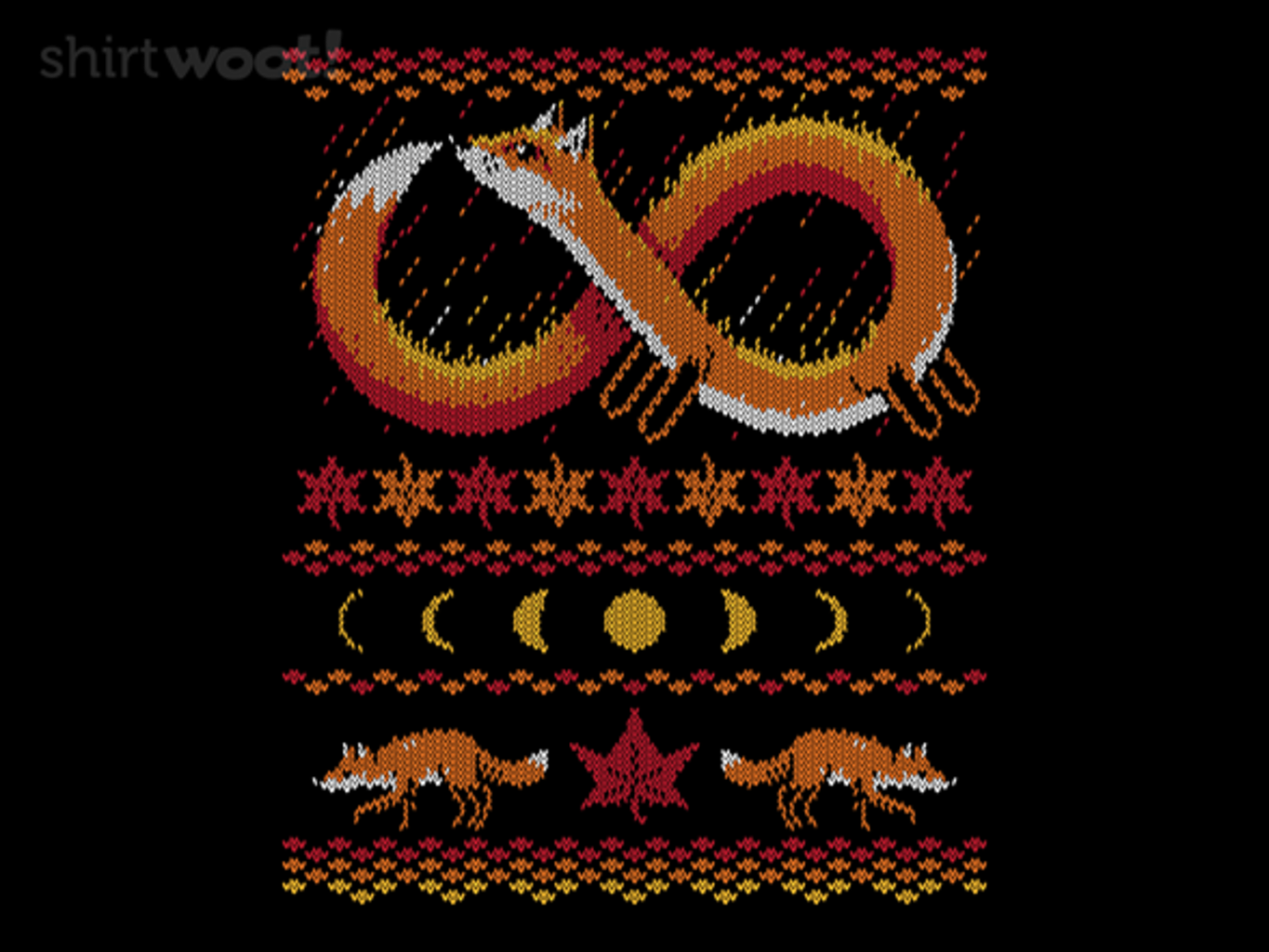 Woot!: Forever Fall Sweater