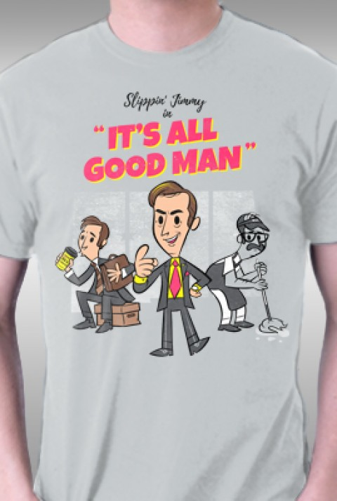 TeeFury: It's All Good Man