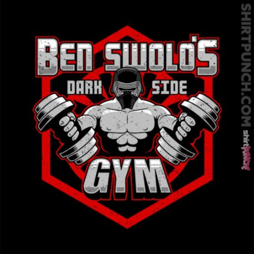 ShirtPunch: Ben Swolo
