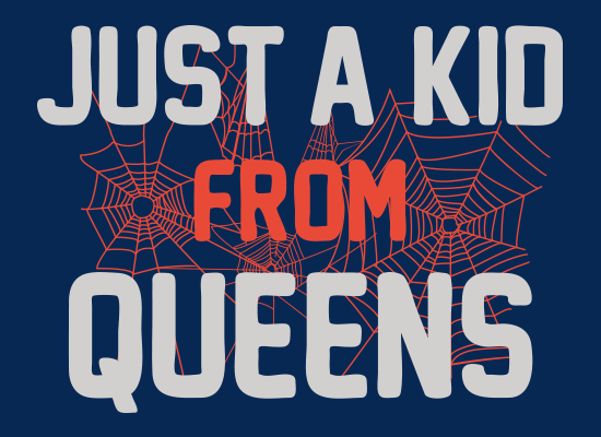 SnorgTees: Just A Kid From Queens