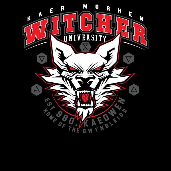 NeatoShop: Witcher Uni