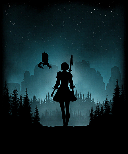 Qwertee: Reclaim Earth