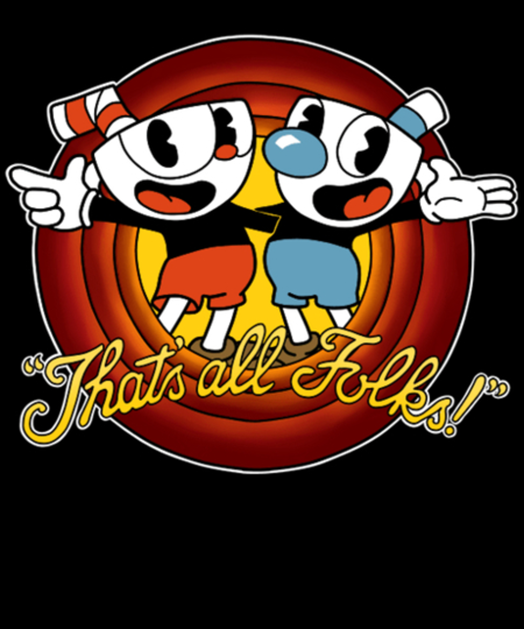 Qwertee: That's all folks!