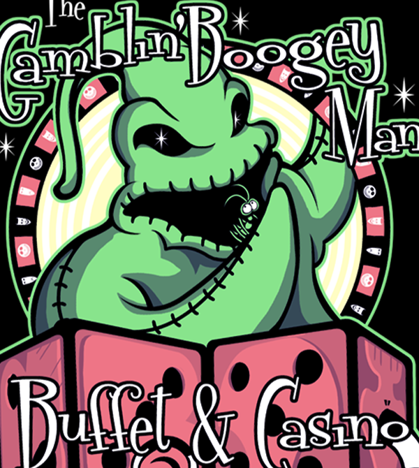 teeVillain: Buffet N Casino