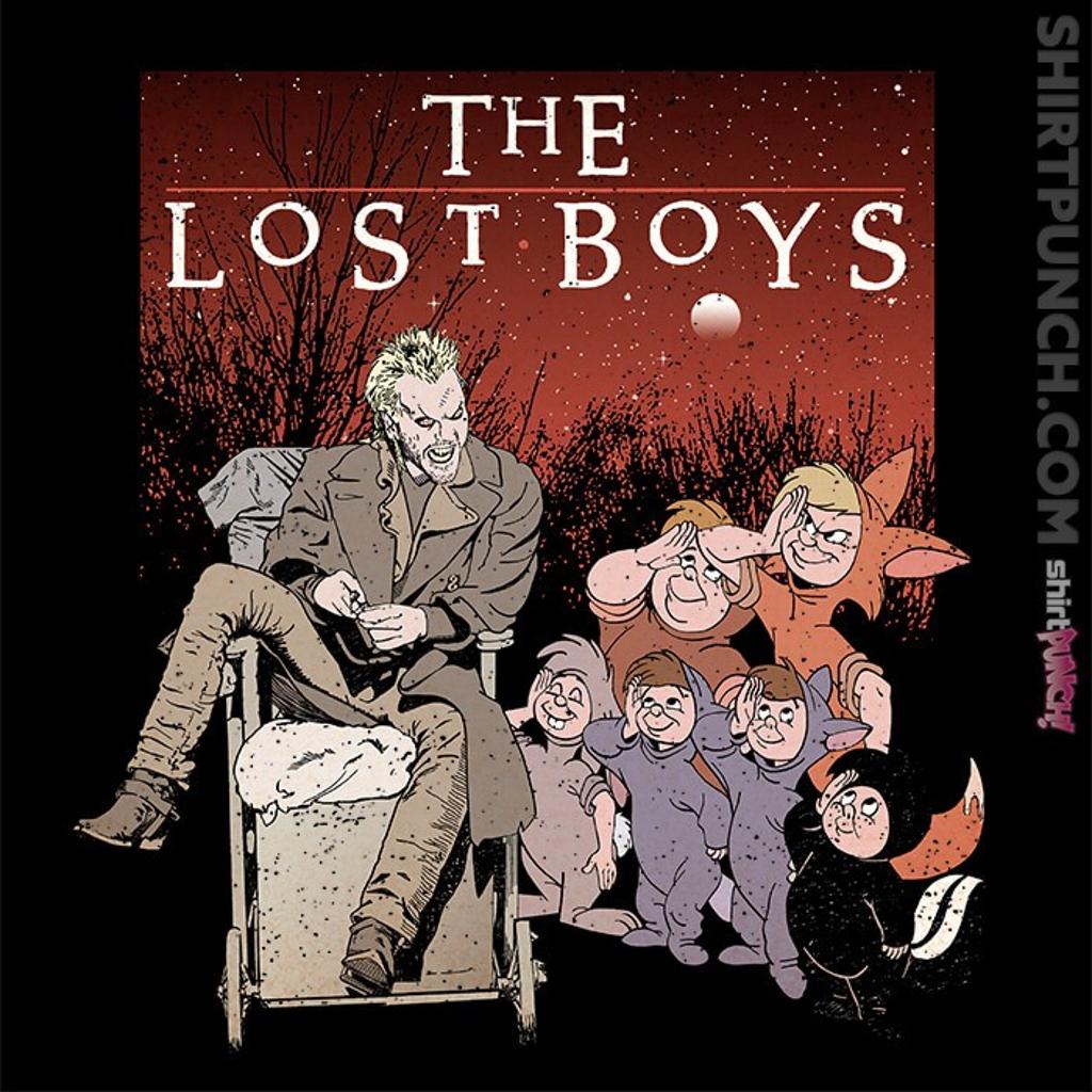 ShirtPunch: Lost Boys