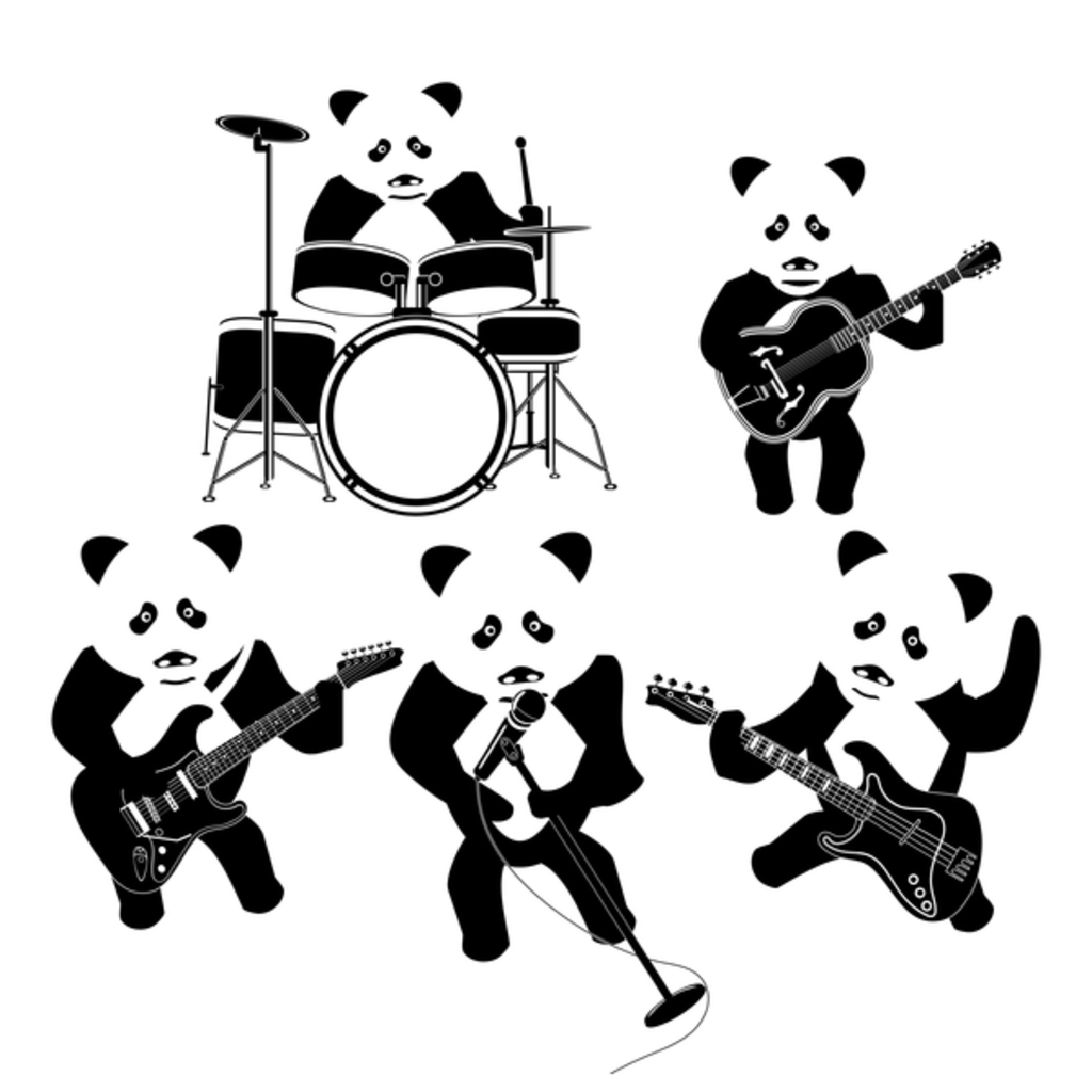 NeatoShop: Panda Band