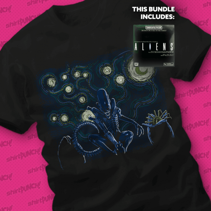 ShirtPunch: The Sound of Silent Screaming Bundle