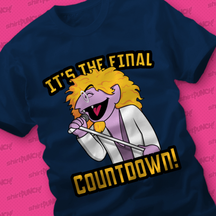 ShirtPunch: The Final Countdown