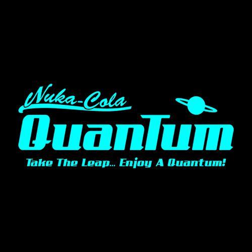 Five Finger Tees: Nuka-Cola Quantum T-Shirt