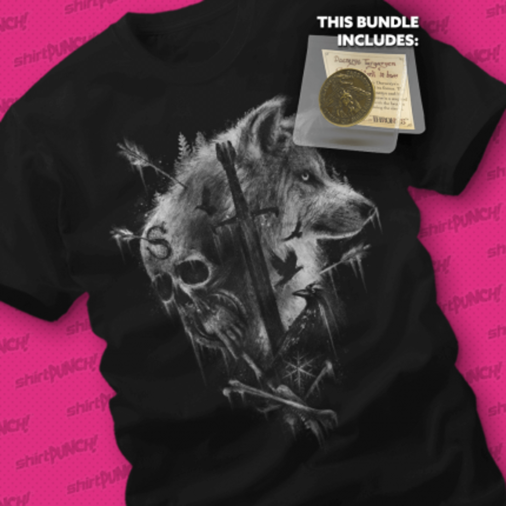 ShirtPunch: The Queen of Mereen Bundle