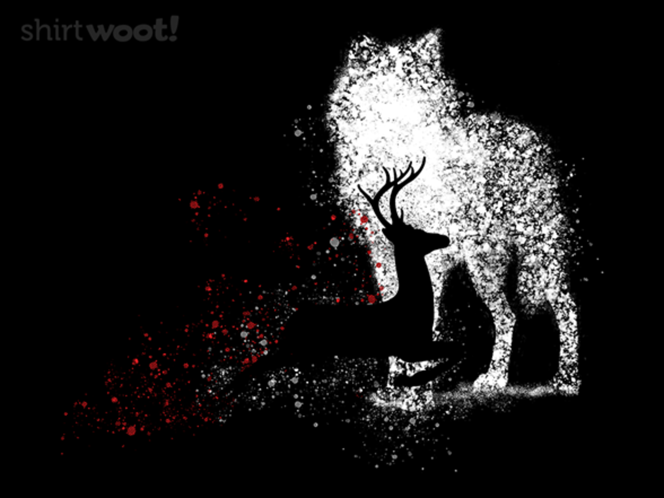 Woot!: Wolf and Deer