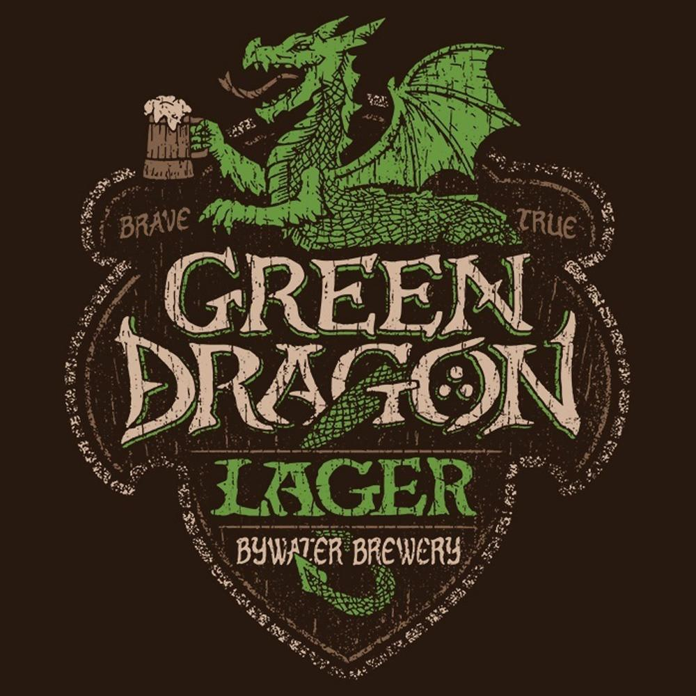 We Heart Geeks: Green Dragon Lager