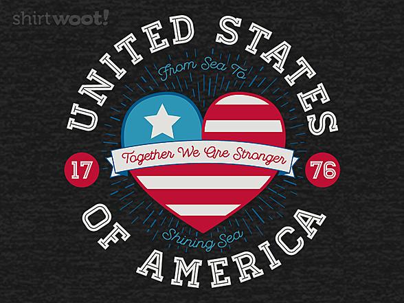 Woot!: USA United Hearts