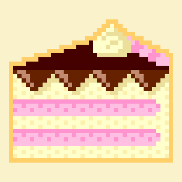 NeatoShop: Pixel Cake