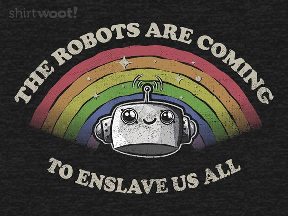 Woot!: Robot Rainbow