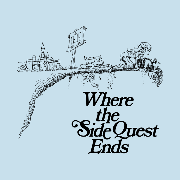 TeePublic: Where the SideQuest Ends