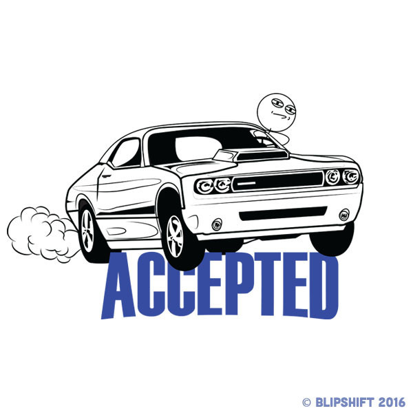 blipshift: Challenger Accepted
