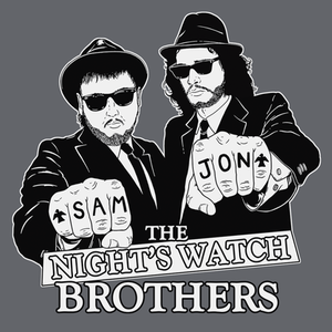 Pop-Up Tee: Night Watch Brothers