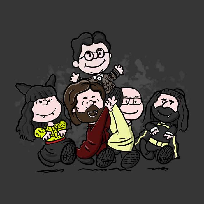 Once Upon a Tee: Vampnuts