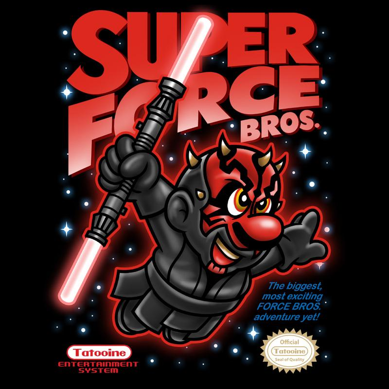 Curious Rebel: Super Force Bros 4