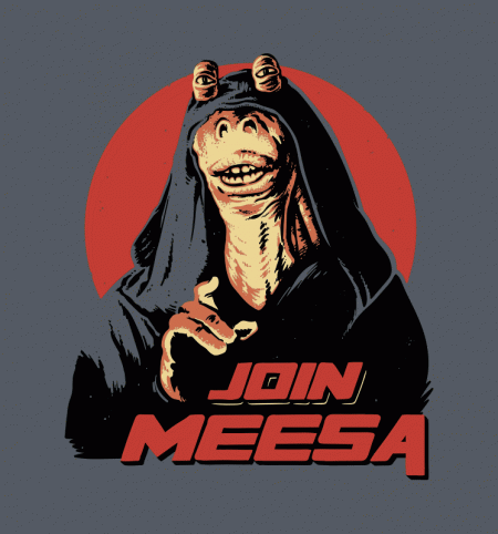 BustedTees: Join Meesa