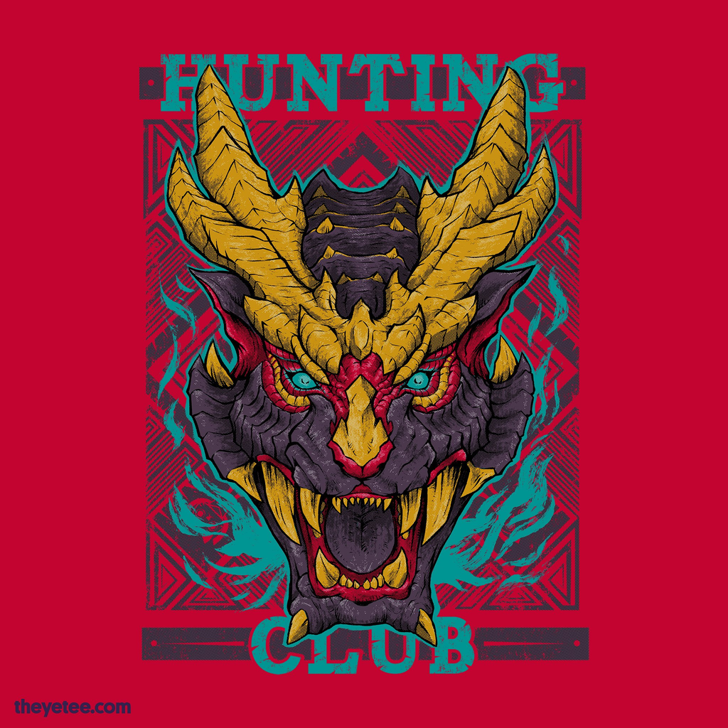 The Yetee: Hunting Club: Magnamalo