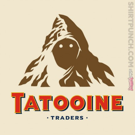 ShirtPunch: Chocolate Traders