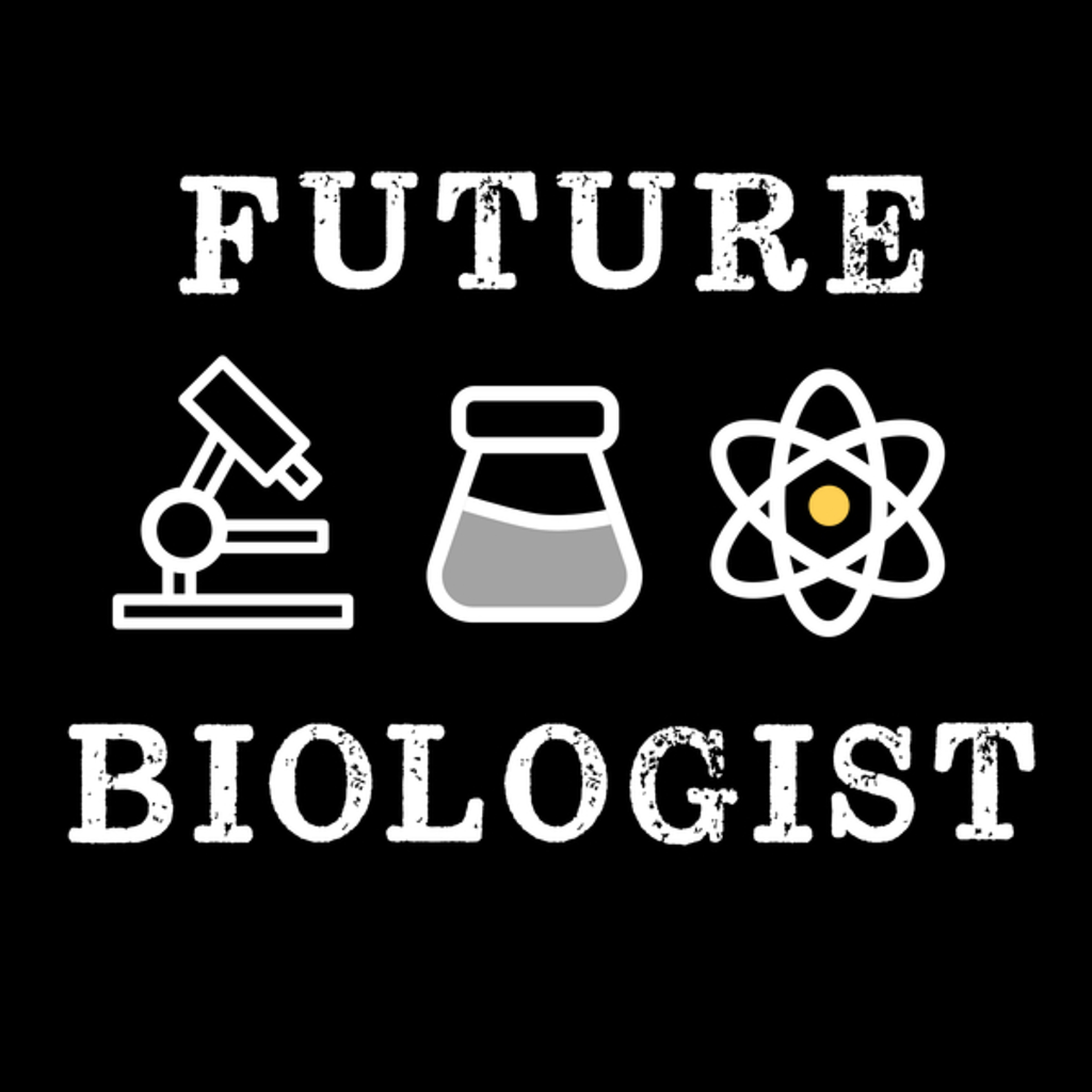 NeatoShop: Biologist Of the Future Retro Vintage