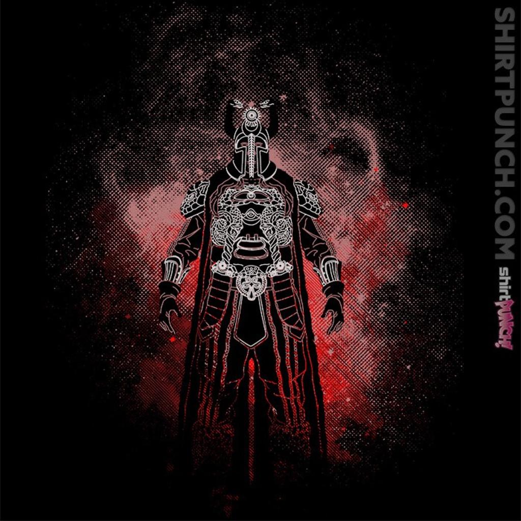 ShirtPunch: Thulsa Doom Art