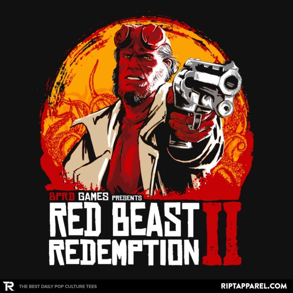 Ript: Red Beast Redemption