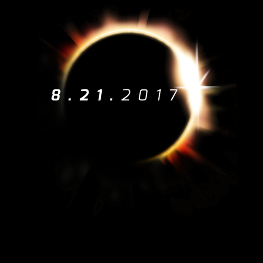 NeatoShop: Total Solar Eclipse August 21 2017 13