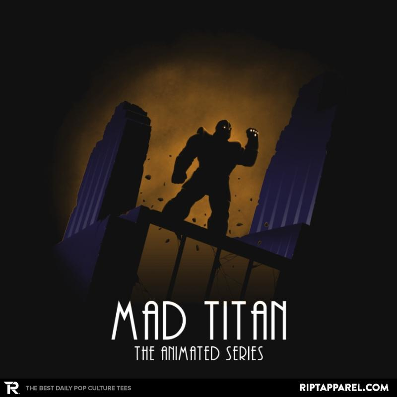 Ript: Mad Titan - The Animated Series