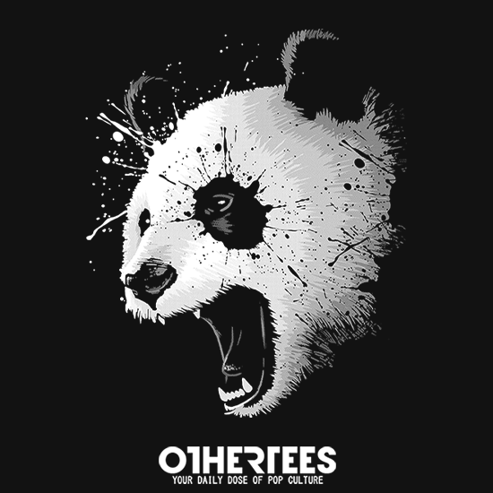 OtherTees: Panda Splash
