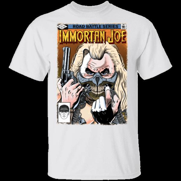 Pop-Up Tee: Immortan Joe