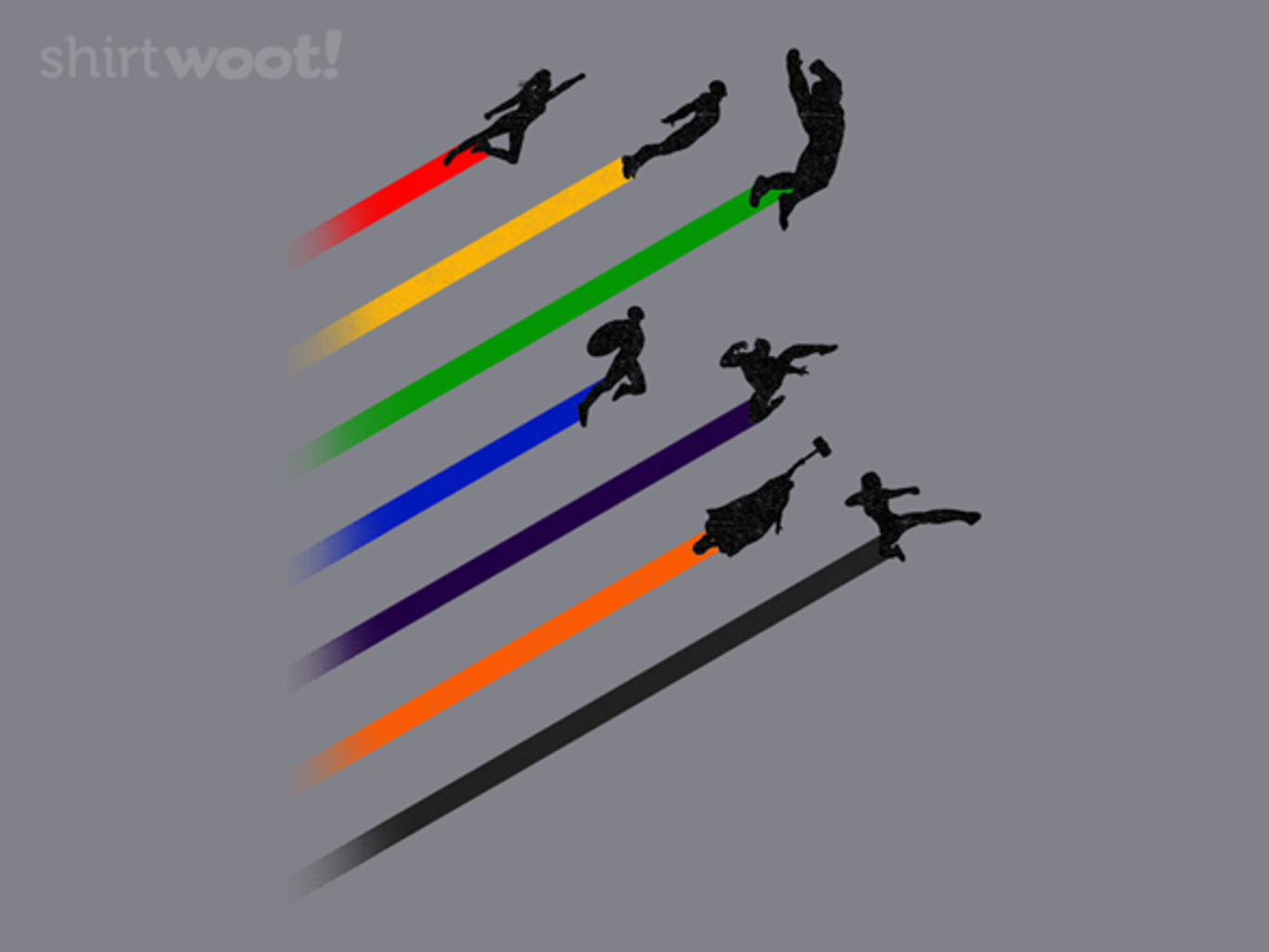 Woot!: Marvelous Stripes