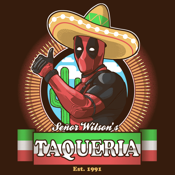 NeatoShop: Senor Wilson;s Taqueria