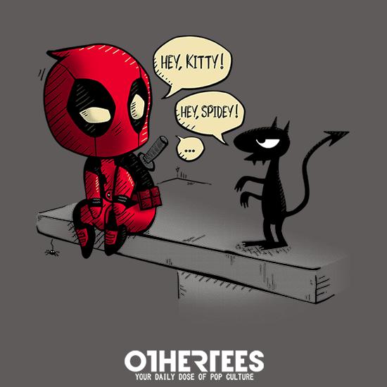 OtherTees: Badass meets Demon