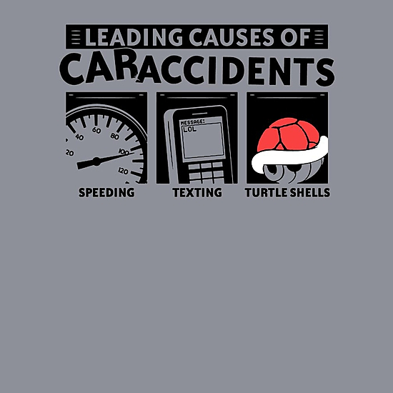BustedTees: Turtle Shell