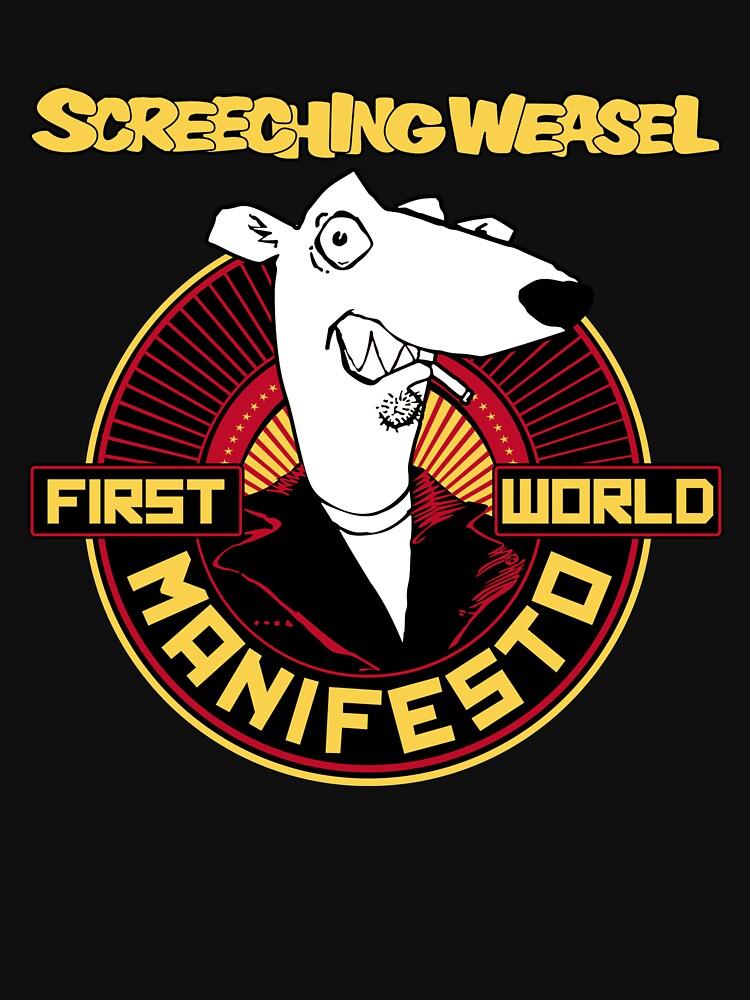 RedBubble: Screeching Weasel