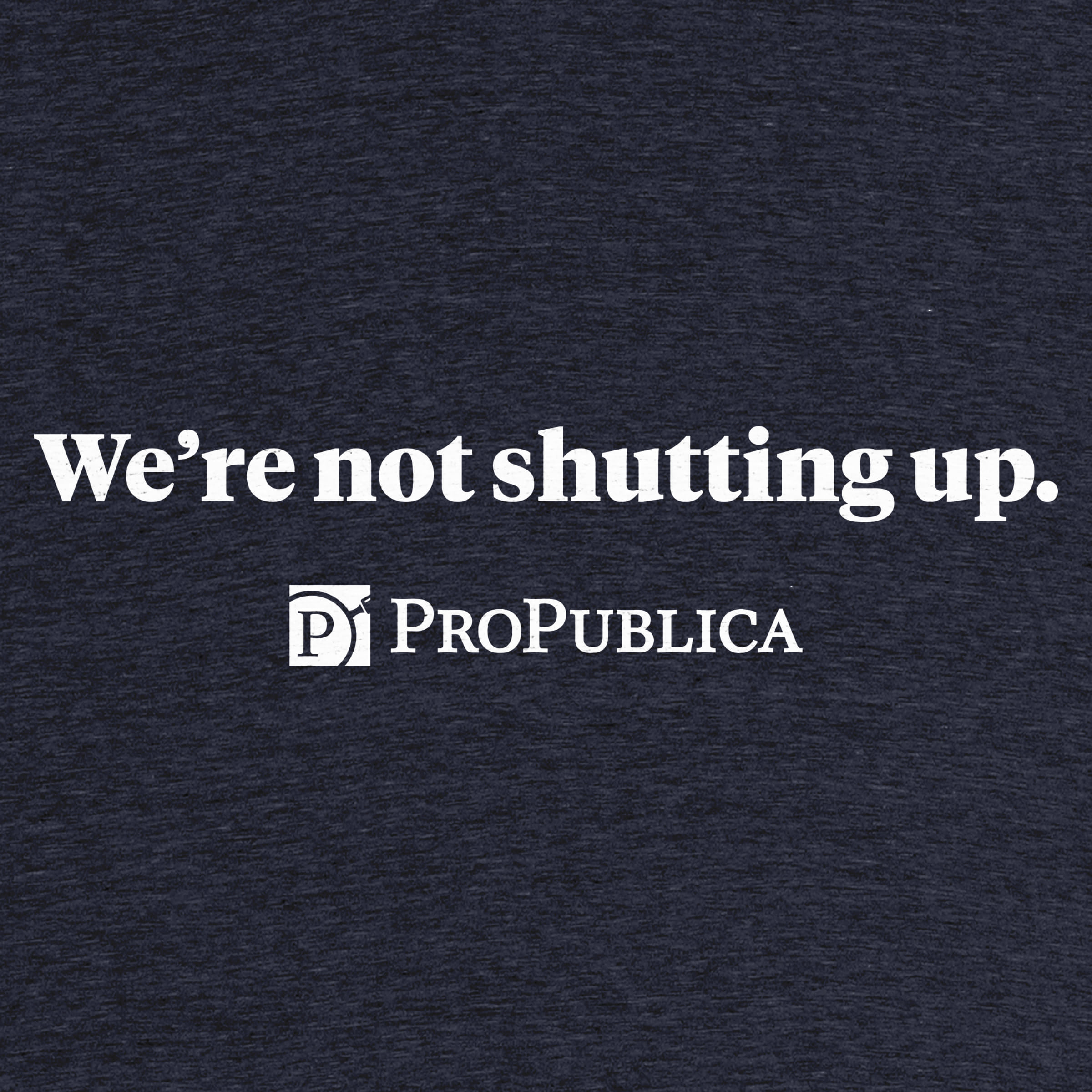 Cotton Bureau: We're Not Shutting Up